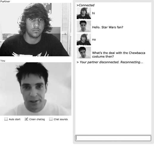 Chatroulette chat 5
